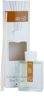 THD Platinum Collection Fresh Vanilla diffuseur d'huiles essentielles avec recharge