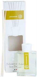 THD Platinum Collection Lemongrass aroma difuzer s punjenjem