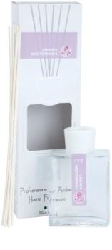 THD Platinum Collection Lavanda Mediterranea aroma difusor com recarga