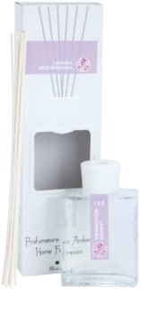 THD Platinum Collection Lavanda Mediterranea diffuseur d'huiles essentielles avec recharge
