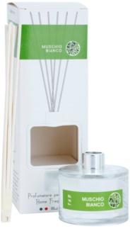 THD Platinum Collection Muschio Bianco diffuseur d'huiles essentielles avec recharge