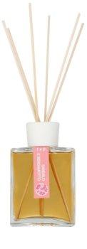 THD Platinum Collection Sandalo E Bergamotto aroma difusor com recarga
