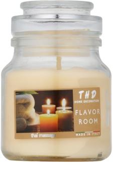 THD Candela Profumata Thai Massage scented candle