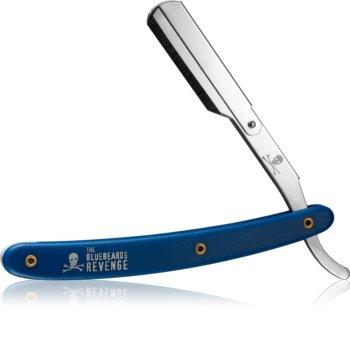 The Bluebeards Revenge Razors & Blades rasoir pour lames de rasoir traditionnelles