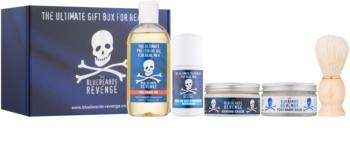The Bluebeards Revenge Gift Sets Deluxe Kit kozmetika szett I. uraknak