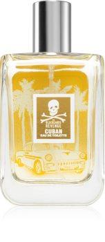 The Bluebeards Revenge Cuban Blend Eau de Toilette after shave