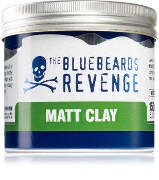The Bluebeards Revenge Matt Clay gel pentru aranjarea parului