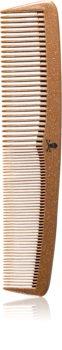 The Bluebeards Revenge Liquid Wood Styling Comb perie de par