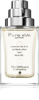 The Different Company Pure eVe Eau de Parfum uudelleentäytettävä Naisille