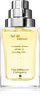 The Different Company Sel de Vetiver parfémovaná voda unisex