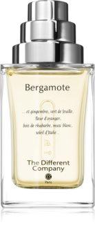 The Different Company Bergamote Eau de Toilette utántölthető hölgyeknek