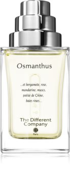 The Different Company Osmanthus Eau de Toilette kan genopfyldes til kvinder