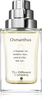 The Different Company Osmanthus Eau de Toilette påfyllningsbar för Kvinnor