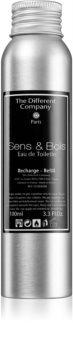 The Different Company Sens & Bois Eau de Toilette Täyttöpakkaus Unisex