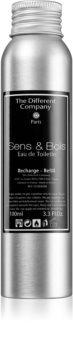 The Different Company Sens & Bois Eau de Toilette utántöltő unisex
