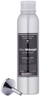 The Different Company After Midnight eau de toilette unisex 100 ml recarga