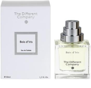 The Different Company Bois d´Iris eau de toilette for Women