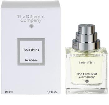 The Different Company Bois d´Iris Eau deToilette for Women