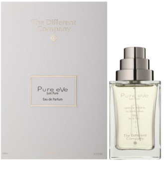 The Different Company Pure eVe Eau de Parfum refillable for Women