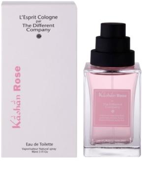 The Different Company L'Esprit Cologne Kâshân Rose toaletní voda pro ženy