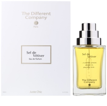 The Different Company Sel de Vetiver parfémovaná voda unisex