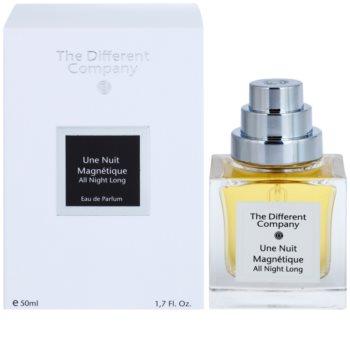 The Different Company Une Nuit Magnetique parfémovaná voda unisex