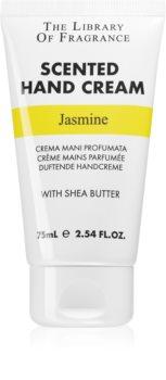 The Library of Fragrance Jasmine crema per le mani