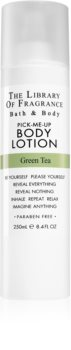 The Library of Fragrance Green Tea Body Lotion