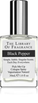 The Library of Fragrance Black Pepper eau de cologne mixte