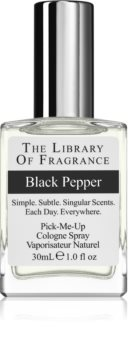 The Library of Fragrance Black Pepper Eau de Cologne Unisex