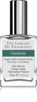 The Library of Fragrance Gardenia acqua di Colonia da donna