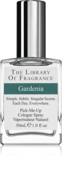 The Library of Fragrance Gardenia Eau de Cologne for Women