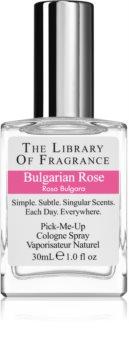 The Library of Fragrance Bulgarian Rose Eau de Cologne für Damen