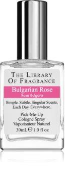 The Library of Fragrance Bulgarian Rose Kölnin Vesi Naisille