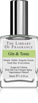 The Library of Fragrance Gin & Tonic acqua di Colonia da donna