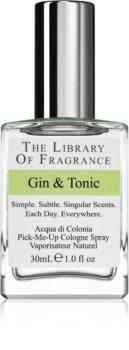 The Library of Fragrance Gin & Tonic eau de cologne pour femme