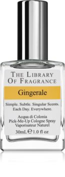 The Library of Fragrance Gingerale eau de cologne voor Mannen