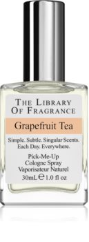 The Library of Fragrance Grapefruit Tea acqua di Colonia unisex