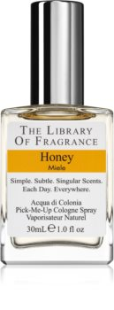 The Library of Fragrance Honey eau de cologne mixte