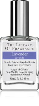 The Library of Fragrance Lavender eau de cologne Unisex