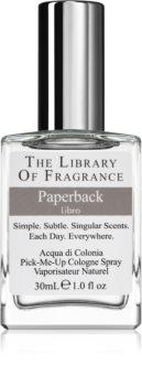 The Library of Fragrance Paperback acqua di Colonia unisex