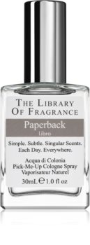 The Library of Fragrance Paperback kolínská voda unisex