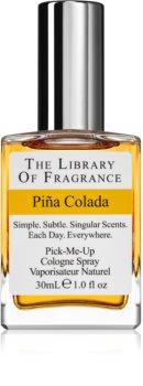 The Library of Fragrance Pina Colada Eau de Cologne for Women