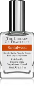 The Library of Fragrance Sandalwood acqua di Colonia unisex