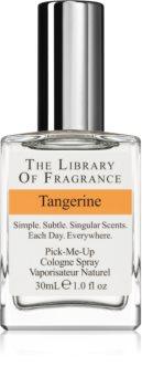 The Library of Fragrance Tangerine eau de cologne mixte