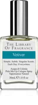 The Library of Fragrance Vetiver Kölnin Vesi Miehille