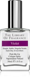 The Library of Fragrance Violet eau de cologne pour femme