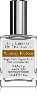 The Library of Fragrance Whiskey Tobacco Eau de Cologne for Men