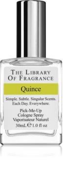 The Library of Fragrance Quince eau de cologne mixte