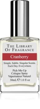 The Library of Fragrance Cranberry Eau de Cologne für Damen